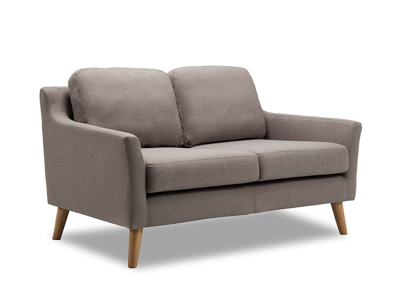 Bergen 2 Seater Sofa in Taupe