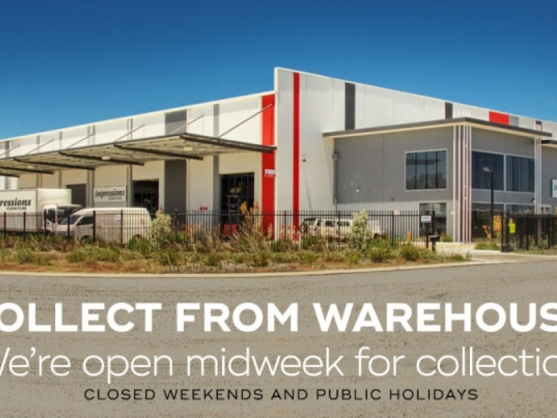Collect from warehose