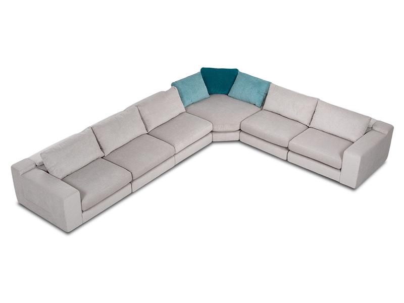 Hilton Fabric Modular