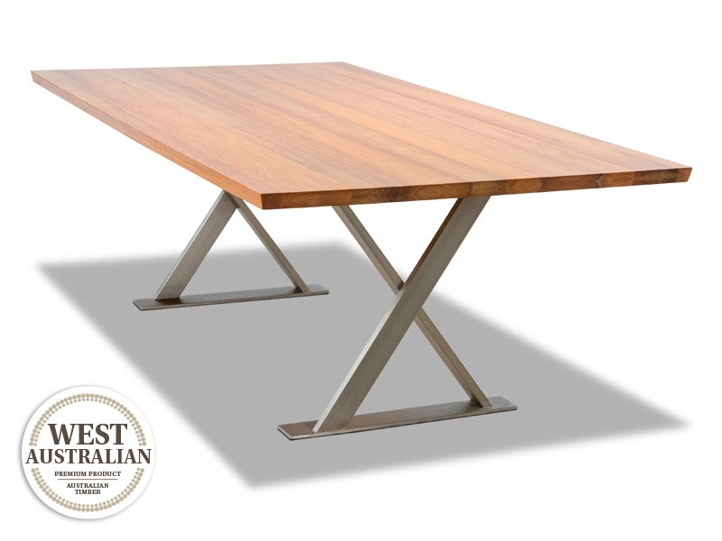Naturaliste Solid Marri Dining Table