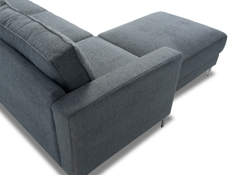 Toledo 3 Seater with Ottoman