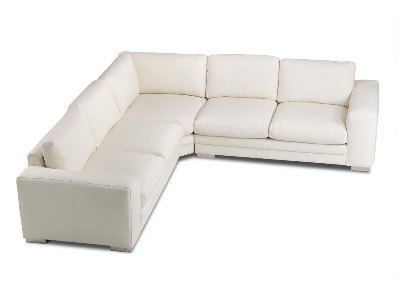 Yakima Leather Corner Sofa