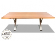 Naturaliste Solid Marri Dining Table (product thumbnail)