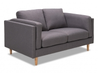 Paterson 2 Seater in Storm fabric (product thumbnail)