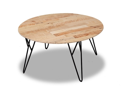 Sydney Round Coffee Table 80cm