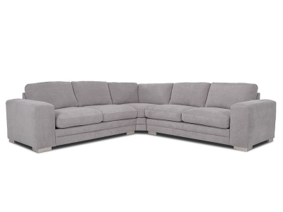 Yakima Fabric Corner Sofa