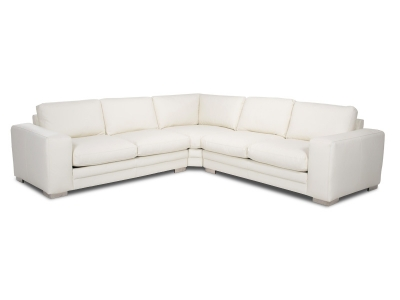Yakima Leather Corner Sofa